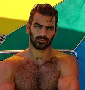 Nyle DiMarco delivers a stripped-down Xmas package ahead of schedule