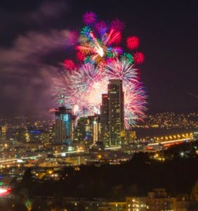 9 amazing only-in-San Francisco experiences to rock in the New Year