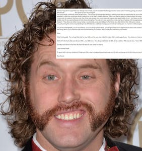 Here's the horrific email 'Silicon Valley' star T.J. Miller sent to a trans woman