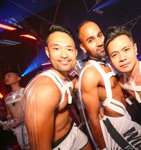 PHOTOS: White Party Bangkok gets ready to ring in the New Year