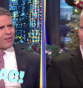 Andy Cohen and Anderson Cooper dish on who's the bigger freak in bed