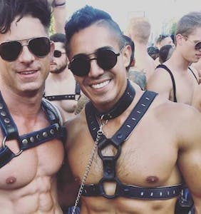These sexy photos will make it impossible not to check out San Francisco's Folsom Street Fair