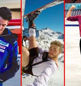 Team USA may be sending three openly gay athletes to the Winter Olympics and they're all smokin' hot