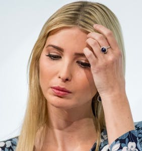 Donald Trump is going to be pissed when he sees what defiant daughter Ivanka just tweeted