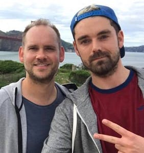 Travel writer and his boyfriend die in massive fire at 5-star luxury hotel