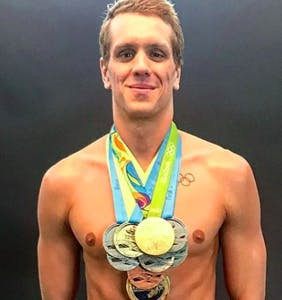 """""""It was wrong"""": Olympic gold medalist Tom Shields issues apology for tone deaf """"gay"""" remarks"""