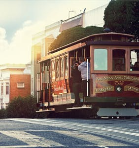 Enter to win a dream vacation for two to San Francisco