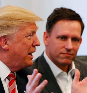 Is Peter Thiel gunning to become the even more right-wing version of Roger Ailes?