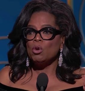 "Oprah is ""actively thinking"" about running for president in 2020"