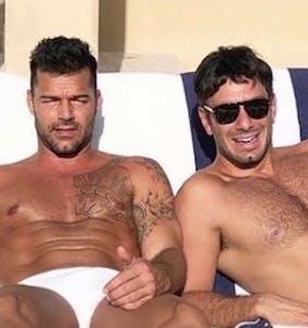 Ricky Martin and Jwan Yosef secretly got married