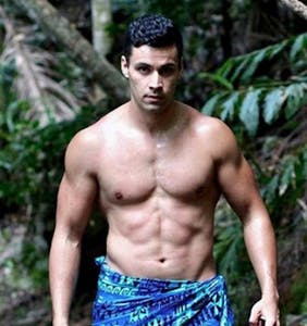 He's BACK! Everyone's favorite oiled-up Tongan heartthrob just qualified for the Winter Olympics