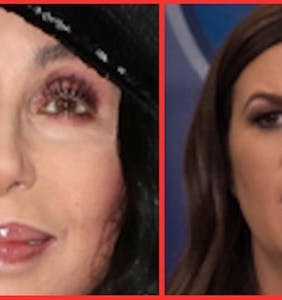 Cher tears into Sarah Sanders' sense of style — and it's as brutalizing as one could hope
