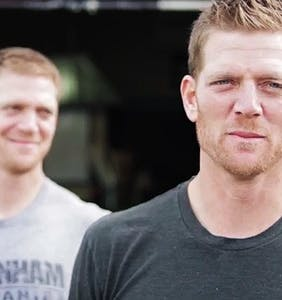 Benham Brothers can't stop thinking about being seeded by gay men