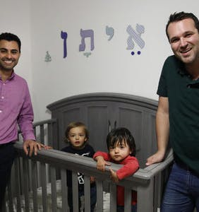 State Department denies citizenship to one of this same-sex couple's twin sons