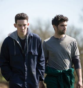 "Well, the steamy sex scenes from ""God's Own Country"" have hit the web"
