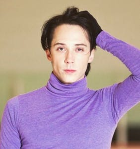 10 sexy looks: Figure skating may not be entirely queer, but Johnny Weir sure is