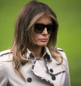 "FLOTUS in distress: Miserable Melania just wants to ""read and be alone"""