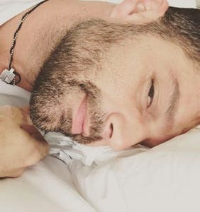 Ricky Martin talks about sneaking around with men while he was still in the closet