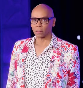 """Do NOT ask RuPaul about the lack of diversity behind-the-scenes at """"Drag Race"""""""