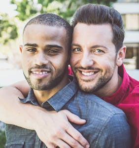 "These interracial couples are not having your racism, er, ""preferences"" any longer"