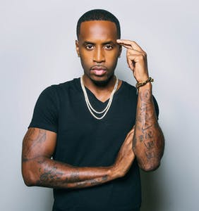 Twitter in a frenzy over surprise full view of rapper Safaree's talent