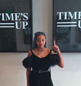 How Amandla Stenberg, 19, conquered Hollywood & struck a blow for queer folk everywhere