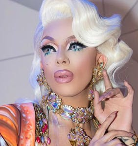 Which San Francisco queen does Aja want to see cast on 'RuPaul's Drag Race'?