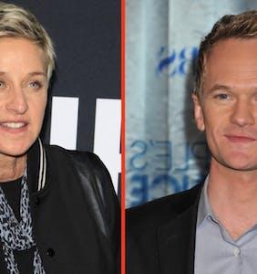 WATCH: Ellen makes Neil Patrick Harris her sub. Will he be good?