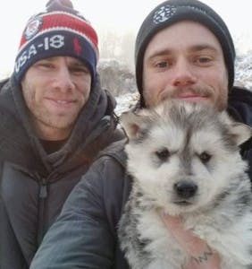 Gus Kenworthy has something to say… about eating dogs
