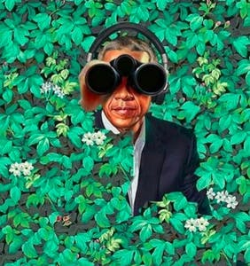 These hilarious Obama presidential portrait memes will have you ROTFLOL