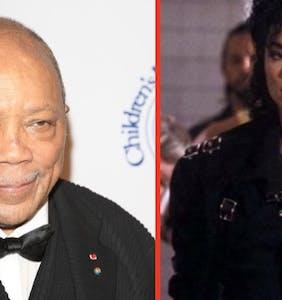 Legendary producer Quincy Jones just spilled some major Michael Jackson tea