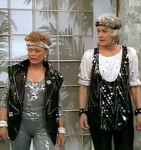 The time in the '80s when the Golden Girls schooled America about coming out & marriage equality