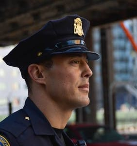 'Hot Cop of Castro' found guilty of two felonies & his defense is one for the books