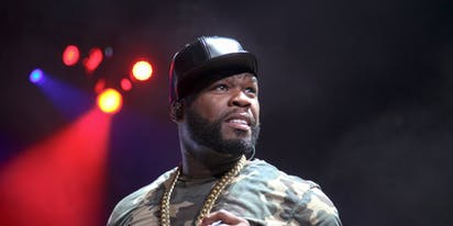 50 Cent endorses Trump because of course he did