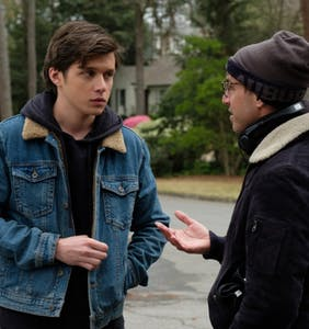 "'Love, Simon' director Greg Berlanti: ""The best actor in the room isn't always white, thank god."""