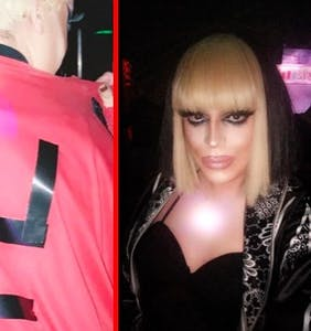 "Drag queen says she ""stands by"" Nazi outfit and heiling Hitler on Instagram"