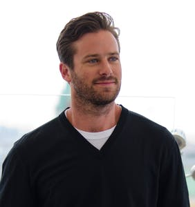 Armie Hammer gets even gayer for his next film