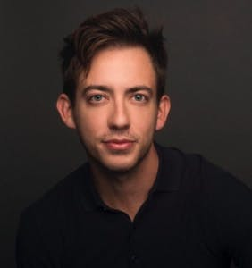 """Glee"" star Kevin McHale talks about coming out publicly: ""I think there was zero surprise"""