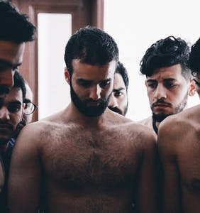 "New film ""Martyr"" explores where masculinity, homoeroticism, and Islam intersect"