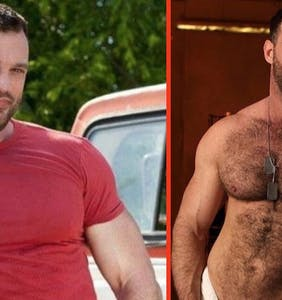 "Students shocked to discover their math teacher is a ""hot bear"" adult film star"