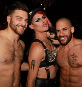 Why drag queens and gay adult film stars get along so well