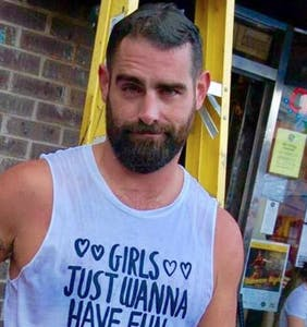 Brian Sims on becoming a gay sex symbol, bears and why Oprah should not run