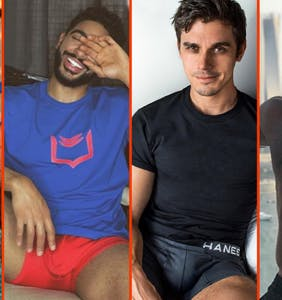 Jwan Yosef's short shorts, Matt Lister's drill, & Matthew Wilkas' chest hair