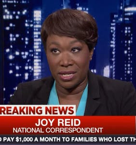 Is MSNBC's Joy Reid lying to cover up her homophobic past?