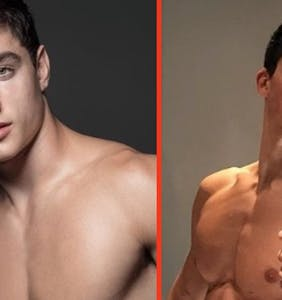 PHOTOS: This math student may as well be Pietro Boselli's younger brother