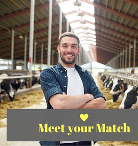 This rural matchmaking service helps gay farmers find love