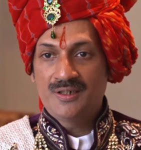 Meet the Indian prince who took on LGBTQ homelessness by opening his palace