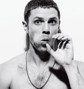 Jake Shears engages in some solo pleasure