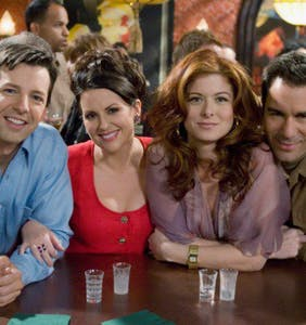 'Will & Grace' gets real about who's top, bottom or vers
