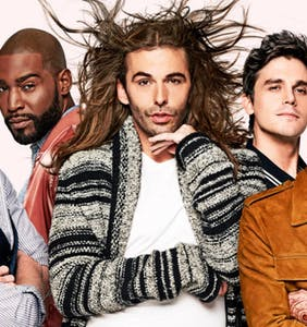 WATCH: Netflix just turned the 'Queer Eye' fab 5 into an actual boy band
